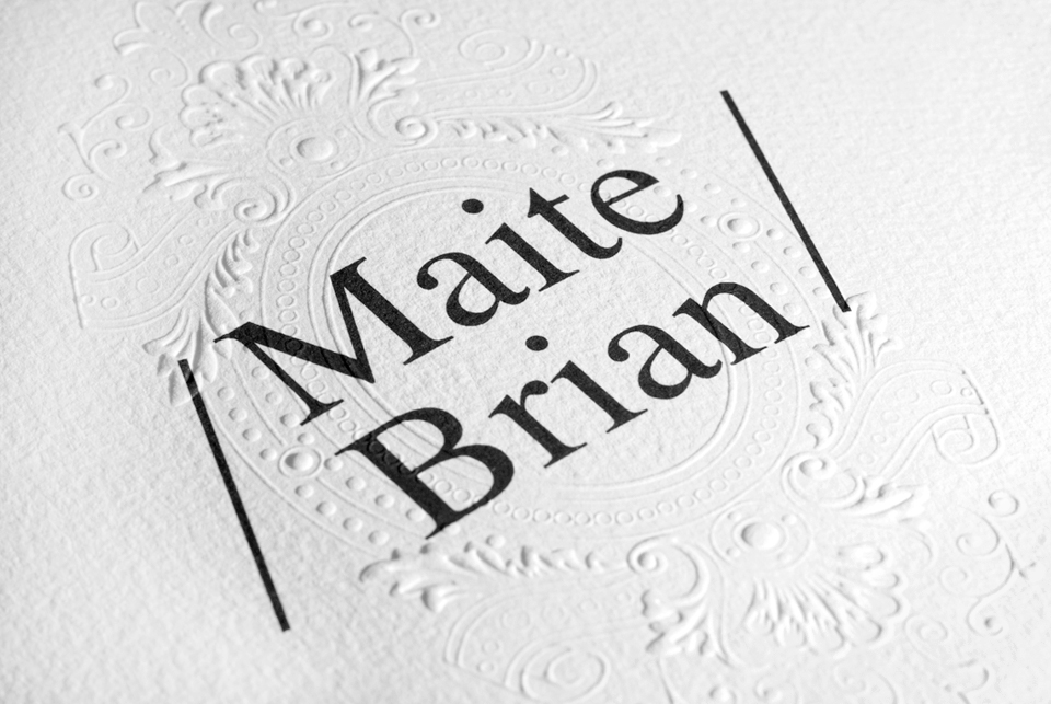 Maite i Brian